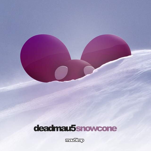 deadmau5-snowcone-single