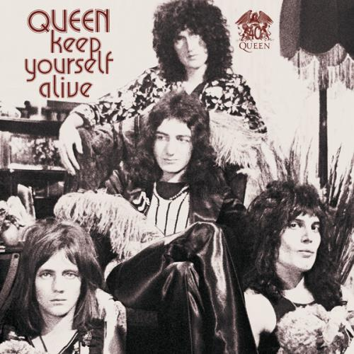 Queen+Keep+Yourself+Alive+-+Record+S+536989