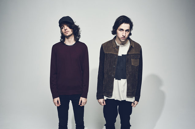 Porter and Madeon